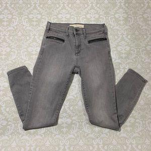 Gap True Skinny ankle jeans size 25 regular